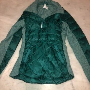 Exclusive Quilted Lululemon Puffy Jacket